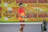 テニス対決に参戦する錦織圭(C)テレビ朝日