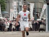 前半の主役は金栗四三(中村勘九郎)(C)NHK