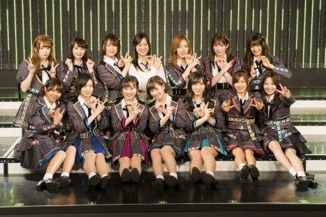 NMB48大組閣後の新生チームN(C)NMB48