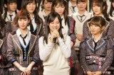 チームNに昇格した研究生の河野奈々帆(C)NMB48