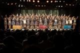 新春公演で大組閣を発表(C)NMB48
