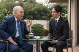 第2回(2月10日放送)に加藤一二三九段(左)が本人役で出演(C)NHK