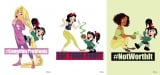 プリンセスの私服ビジュアル(左から)ラプンツェル/白雪姫/ティアナ=ディズニー・アニメーション映画『シュガー・ラッシュ:オンライン』(公開中)(C)2019 Disney. All Rights Reserved