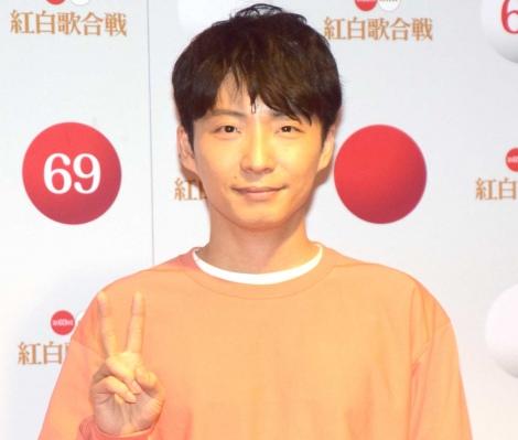 『第69回NHK紅白歌合戦』のリハーサルに参加した星野源 (C)ORICON NewS inc.