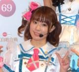 『第69回NHK紅白歌合戦』のリハーサルに参加した降幡愛 (C)ORICON NewS inc.