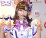 『第69回NHK紅白歌合戦』のリハーサルに参加した鈴木愛奈 (C)ORICON NewS inc.