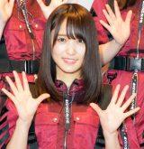 『第69回NHK紅白歌合戦』のリハーサルに参加した欅坂46・菅井友香 (C)ORICON NewS inc.
