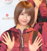 『第69回NHK紅白歌合戦』のリハーサルに参加した欅坂46・土生瑞穂 (C)ORICON NewS inc.