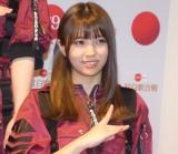 『第69回NHK紅白歌合戦』のリハーサルに参加した欅坂46・小林由依 (C)ORICON NewS inc.