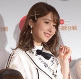 『第69回NHK紅白歌合戦』のリハーサルに参加した乃木坂46・衛藤美彩 (C)ORICON NewS inc.