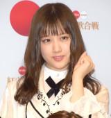 『第69回NHK紅白歌合戦』のリハーサルに参加した乃木坂46・星野みなみ (C)ORICON NewS inc.