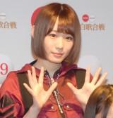 『第69回NHK紅白歌合戦』のリハーサルに参加した欅坂46・小池美波 (C)ORICON NewS inc.