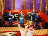 1月4日深夜、CBCで放送『あなたの思い出 ジオラマにしませんか?』銀座のキャバレー「白いばら」のジオラマ (C)ORICON NewS inc.