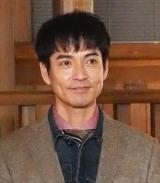 『刑事ゼロ』制作発表会見で意気込みを語った沢村一樹 (C)ORICON NewS inc.