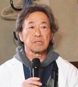 『刑事ゼロ』制作発表会見に登壇した武田鉄矢 (C)ORICON NewS inc.