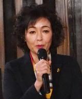 『刑事ゼロ』制作発表会見に登壇した財前直見 (C)ORICON NewS inc.