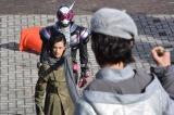 渡邊圭祐は一人二役に挑戦。仮面ライダーウォズに変身するのは新キャラ!?(C)2018 石森プロ・テレビ朝日・ADK・東映