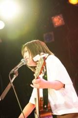 20歳の誕生日ライブを開催した番匠谷紗衣(撮影:渡邉一生)