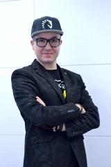 世界的人気eスポーツチーム「チーム リキッド」COOのマイク・ミラノフ氏 (C)oricon ME inc.