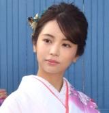 グラビアアイドル集団「R・I・P GIRLS」新春あいさつに参加した仲村美海 (C)ORICON NewS inc.