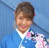 グラビアアイドル集団「R・I・P GIRLS」新春あいさつに参加した橋本梨菜 (C)ORICON NewS inc.