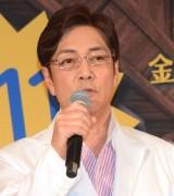 TBS系連続ドラマ『メゾン・ド・ポリス』舞台あいさつに出席した野口五郎 (C)ORICON NewS inc.