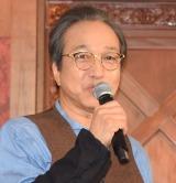 TBS系連続ドラマ『メゾン・ド・ポリス』舞台あいさつに出席した小日向文世 (C)ORICON NewS inc.