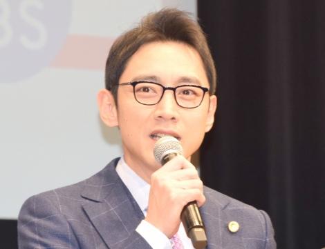 TBS系日曜劇場『グッドワイフ』舞台あいさつに出席した小泉孝太郎 (C)ORICON NewS inc.