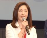 19年ぶり日曜劇場の主演に心境を語った常盤貴子 (C)ORICON NewS inc.