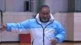 日本体育大学名誉教授の清原伸彦氏(C)テレビ朝日