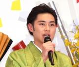 ドラマ『私のおじさん〜WATAOJI〜』制作発表会見に出席した戸塚純貴 (C)ORICON NewS inc.