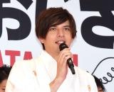 ドラマ『私のおじさん〜WATAOJI〜』制作発表会見に出席した城田優 (C)ORICON NewS inc.
