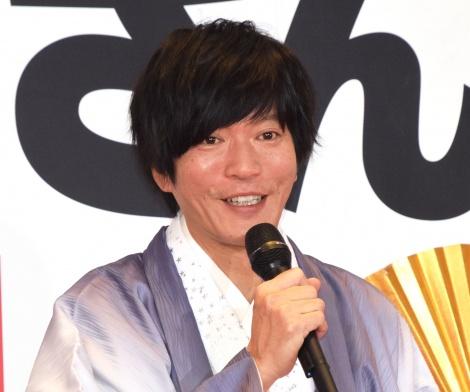 ドラマ『私のおじさん〜WATAOJI〜』制作発表会見に出席した田辺誠一 (C)ORICON NewS inc.