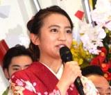 ドラマ『私のおじさん〜WATAOJI〜』制作発表会見に出席した岡田結実 (C)ORICON NewS inc.