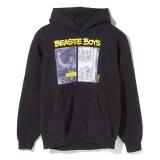 Beastie Boys×FACT.コラボ「CASSETTE HOODIE」BLACK¥17,000