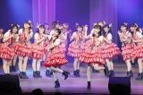 HKT48の若手メンバーが九州最大規模の劇場「博多座」でコンサートを実施(C)AKS