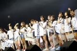 アンコールで「F」にちなんだ決意表明=『HKT48フレッシュメンバーコンサートin博多座〜未来は、私たちの目の前に…〜』初日(C)AKS