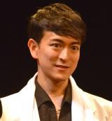 雨宮萌果アナと来年1月に結婚する篠山輝信 (C)ORICON NewS inc.