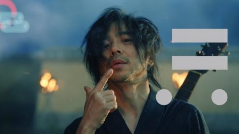 宮本浩次=ソフトバンクの新テレビCMシリーズ『しばられるな』篇