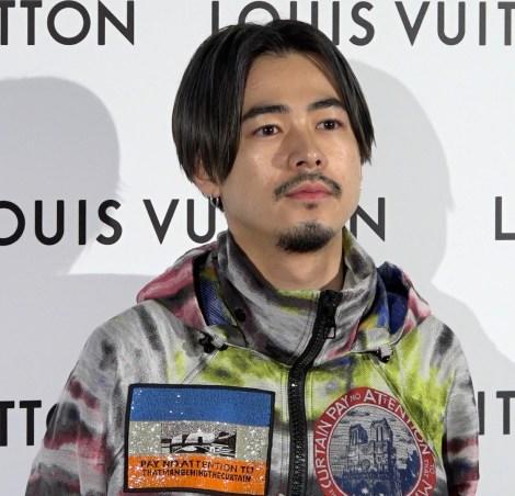 『Louis Vuitton Men's SS19 Pop-Up Store』レセプションパーティーに出席した成田凌 (C)ORICON NewS inc.