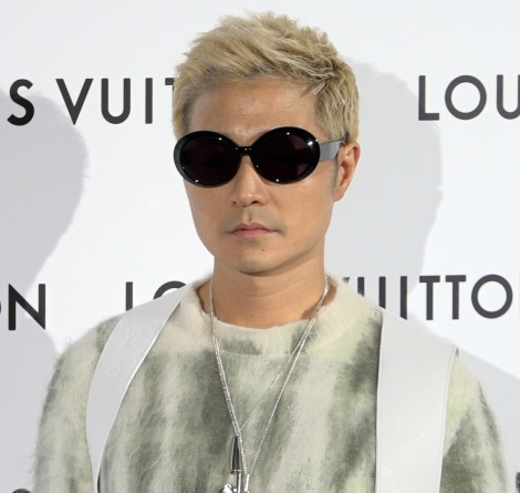 『Louis Vuitton Men's SS19 Pop-Up Store』レセプションパーティーに出席したm-flo・VERBAL (C)ORICON NewS inc.