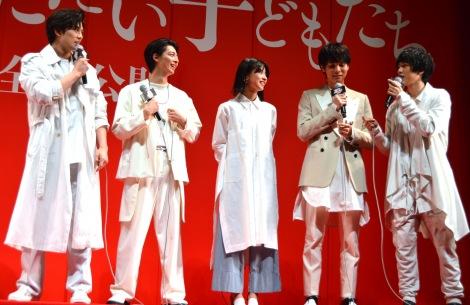 映画『十二人の死にたい子どもたち』ジャパンプレミア試写会の様子 (C)ORICON NewS inc.