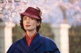 映画『メリー・ポピンズ リターンズ』(2月1日公開)メリー・ポピンズを演じたエミリー・ブラントの初来日が決定(C)2018 Disney Enterprises Inc.