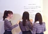『乃木坂46 Artworks だいたいぜんぶ展』内覧会 (C)ORICON NewS inc.