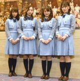 舞台『GIRLS REVUE』ゲネプロ前囲み取材 (C)ORICON NewS inc.