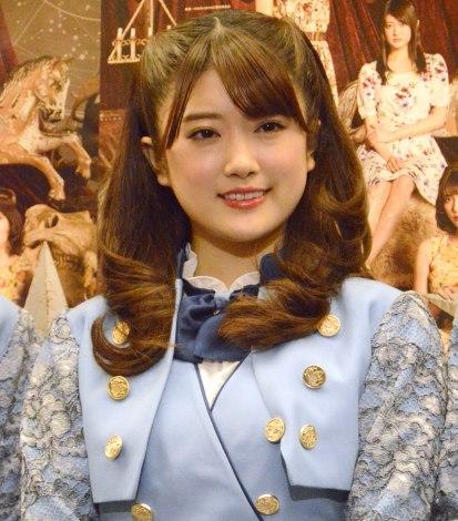 舞台『GIRLS REVUE』ゲネプロ前囲み取材に出席した乃木坂46・樋口日奈 (C)ORICON NewS inc.
