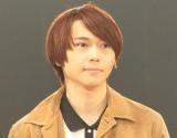 舞台劇『からくりサーカス』の取材会に出席した深澤大河 (C)ORICON NewS inc.