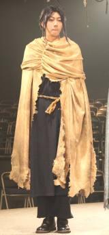 舞台劇『からくりサーカス』の取材会に出席した小坂涼太郎 (C)ORICON NewS inc.