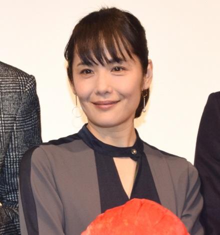 映画『めんたいぴりり』の特別試写会に出席した富田靖子 (C)ORICON NewS inc.