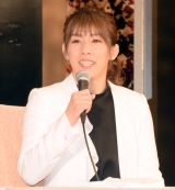 引退会見を行った吉田沙保里さん (C)ORICON NewS inc.